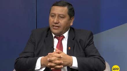 """Secretario de Sutep: """"Pedro Castillo convocó a medidas de lucha y casi todas fueron sin acatamiento"""""""