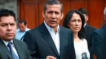 La Comisión Madre Mía acordó citar a Ollanta Humala y Nadine Heredia
