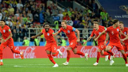 Este es el once titular de Inglaterra para enfrentar a Suecia en Rusia 2018