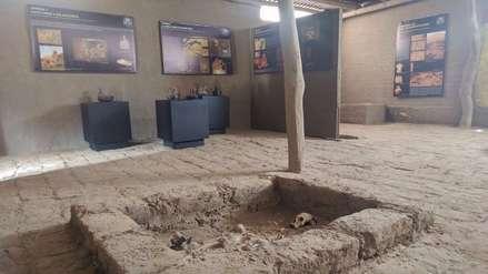 """Buscan ampliar museo para exponer hallazgos de huaca """"Santa Rosa"""""""