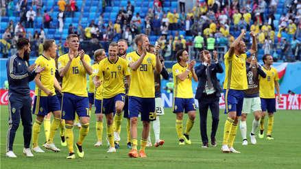 Así sale Suecia a enfrentar a Inglaterra por el pase a semifinales de Rusia 2018