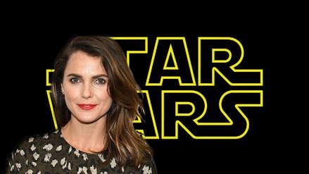 """Star Wars Episodio IX"": Keri Russell se incorpora al elenco de la cinta"