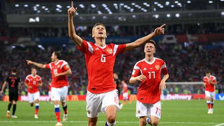 El golazo de Denis Chersyshev que se perfila como el mejor de Rusia 2018