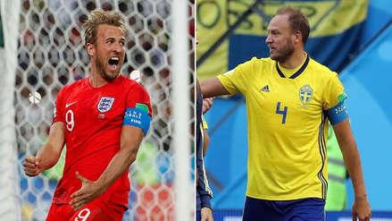 Inglaterra vs. Suecia EN VIVO EN DIRECTO ONLINE: Fecha, horarios y alineaciones probables
