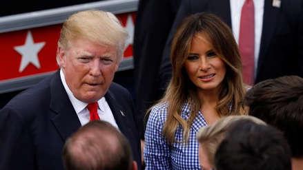 Trump se reunirá con Theresa May y la reina Isabel II durante su visita al Reino Unido