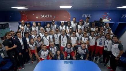 FPF compartió una emotiva foto tras la participación de la Selección Peruana en el Mundial