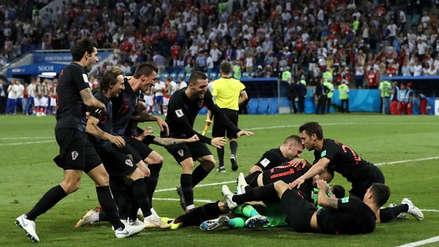 Conoce el récord conseguido por Croacia tras vencer a Rusia en penales
