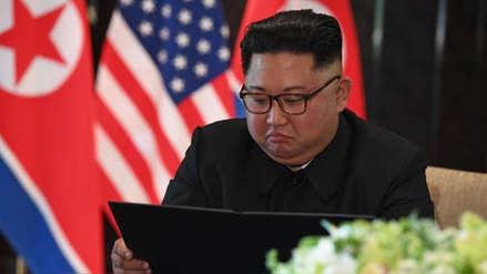 """Corea del Norte critica a EE.UU. y dice que su """"voluntad de desnuclearización podría tambalearse"""""""