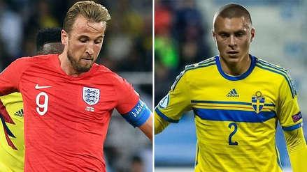 Harry Kane vs.Víctor Lindelöf, duelo de viejos conocidos por los cuartos de final en Rusia 2018