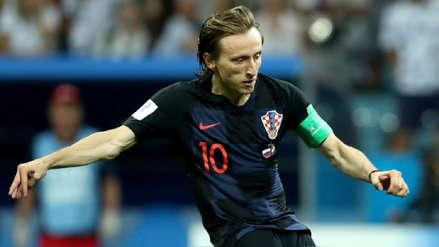 Luka Modric se refirió a la posibilidad de ganar el Balón de Oro
