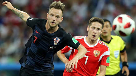 EN VIVO | Croacia 2-2 Rusia: cuartos de final de Rusia 2018 EN DIRECTO