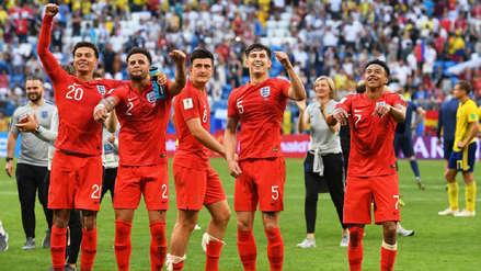 Inglaterra y su renovación de jugadores que le permite soñar con el título de Rusia 2018