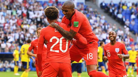 Inglaterra brilla en Rusia 2018, pero sumará una buena generación para Qatar 2022