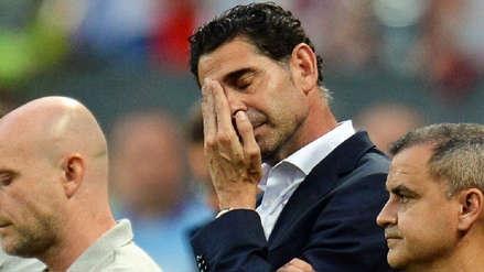 Fernando Hierro no continuará en la Real Federación Española de Fútbol