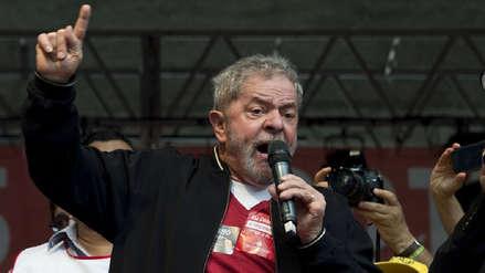 Juez brasileño vuelve a ordenar la liberación inmediata de Lula da Silva