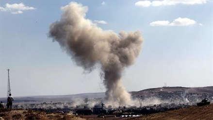 Siria acusa a Israel de atacar base aérea con misiles