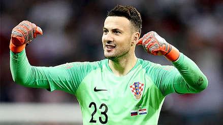 El récord que alcanzó Danijel Subasic, el hombre ataja penales, en el Rusia vs. Croacia