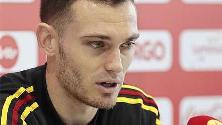 Francia vs. Bélgica | Thomas Vermaelen: