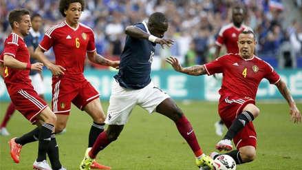 ¿Cómo quedó el partido la última vez que Francia y Bélgica se enfrentaron?