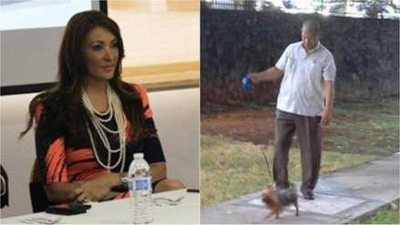 Exviceministra panameña fue absuelta tras ser acusada de ordenar pasear a su perro