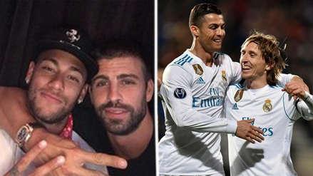 Al estilo Piqué: el mensaje de Luka Modric que ilusiona al Real Madrid