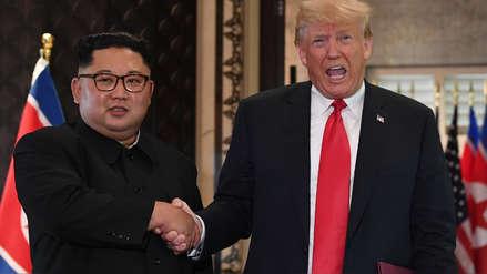 Donald Trump cree que China puede estar presionando negativamente a Corea del Norte