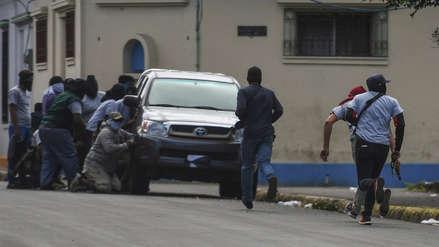 Paramilitares irrumpieron en basílica y agredieron a obispos de Nicaragua