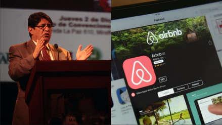 Canatur insistirá para que reglamento de hospedajes incluya alquileres vía Airbnb