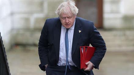 Boris Johnson dimite como ministro de Relaciones Exteriores del Reino Unido