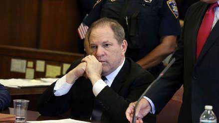 Harvey Weinstein insiste en su inocencia y permanece libre bajo fianza