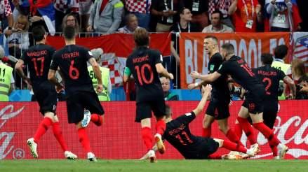 Inglaterrra vs. Croacia EN VIVO: horario, fecha y canal del partido por las semifinales