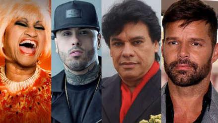 Como Luis Miguel: 10 artistas latinos que también llevaron su vida a la televisión
