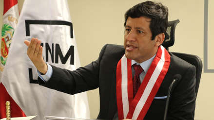 Miembro del CNM descartó estar involucrado en acusaciones por tráfico de influencias