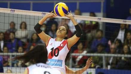 Selección Peruana de Vóley cayó en el debut de la Copa Panamericana ante Canadá