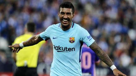 El peculiar motivo por el que Paulinho fue prestado por el Barcelona y no vendido
