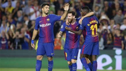 PSG ofrece 270 millones de euros por un jugador del Barcelona, según prensa española