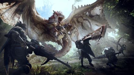 Confirman fecha de lanzamiento de Monster Hunter Worlds para PC