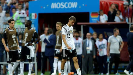 Fortnite y FIFA 18 son indicados como los culpables de la eliminación de Alemania