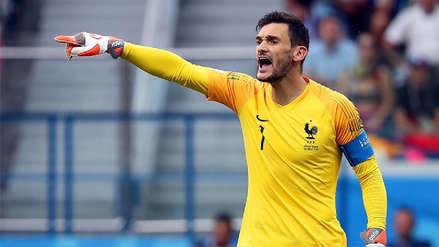 Francia - Bélgica | Hugo Lloris: