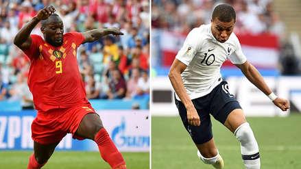 Francia vs. Bélgica EN VIVO ONLINE: horarios y canales del partido