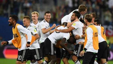 Alemania envió un mensaje a la Blanquirroja con miras al amistoso de septiembre