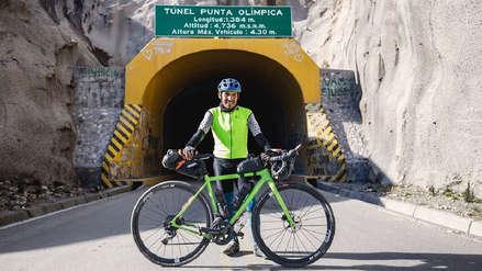 Cusqueño gana prueba ciclística mundial en Trujillo