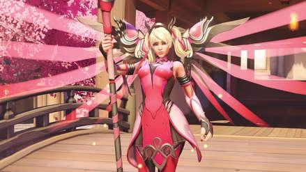 Overwatch dona 12.7 millones de dólares a la lucha contra el cáncer de mama