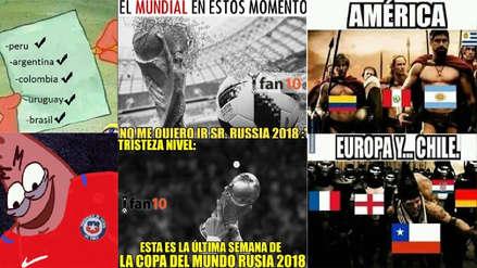 Los memes previo a las semifinales del Mundial Rusia 2018