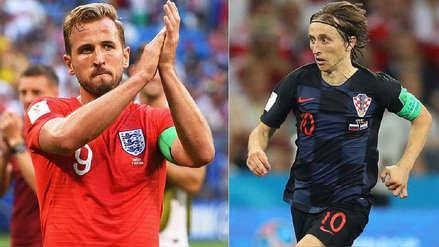Cinco datos a tener en cuenta al momento de apostar en el Inglaterra vs. Croacia
