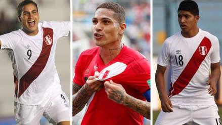 Los delanteros peruanos para el Mundial Qatar 2022