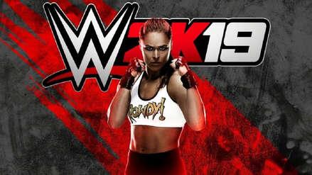 WWE 2K19 anuncia el debut de Ronda Rousey en la franquicia