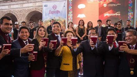 Arequipa inicia festejos por su 478 Aniversario de Fundación Española