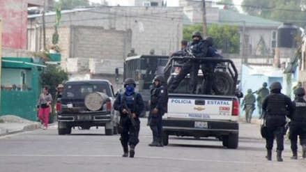 Cuatro muertos dejó una balacera en frontera de México y Estados Unidos