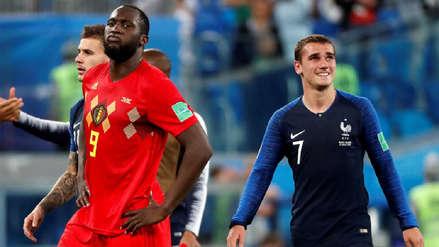 Francia 1-0 Bélgica: Resumen, jugadas y goles del partido por Rusia 2018
